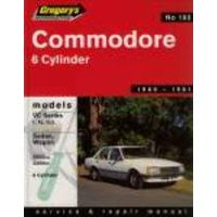 Holden Commodore VC 6 Cylinder from 1980-1981 with MPN GAP04183
