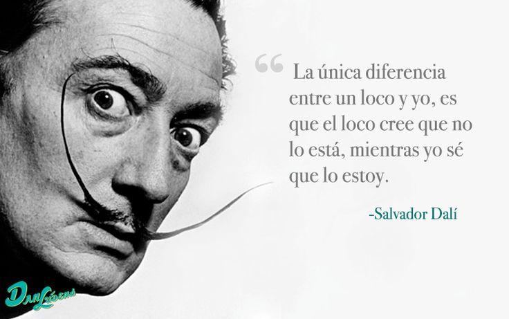 Frase Dalí