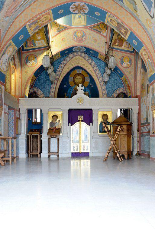 Лестница спасения человеческой души. Фотографии Зверинецкого пещерного монастыря. 6