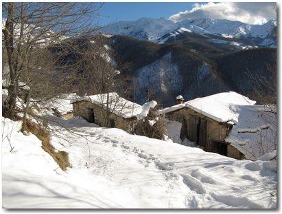 Escursione con racchette da neve al Colle Arpiola, 1700 m – Valle Vermenagna