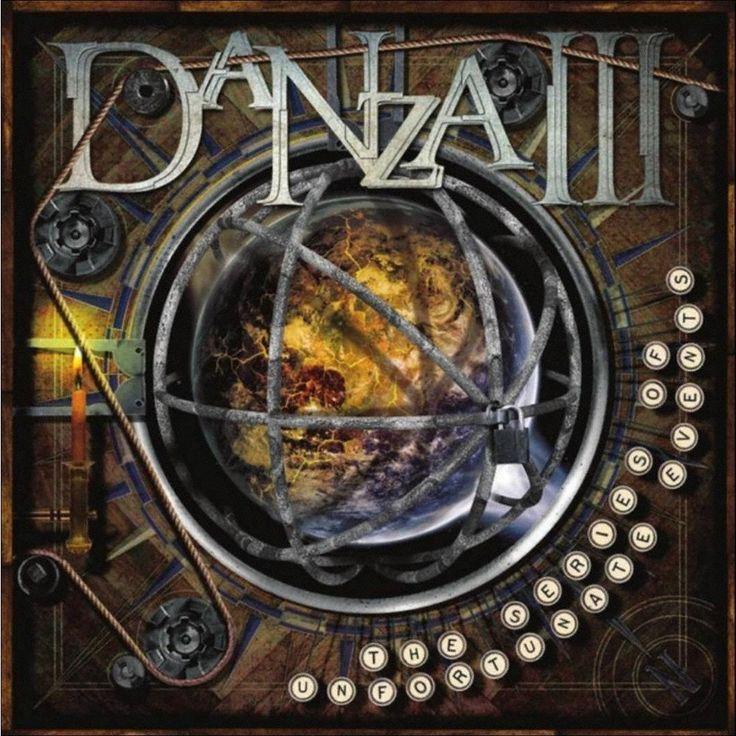 Tony Danza Tapdance Extravaganza - Danza Iii: The Series of Unfortunate Events (CD)