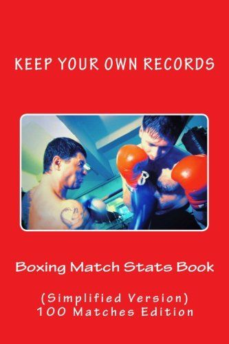 boxing live results sports stats book