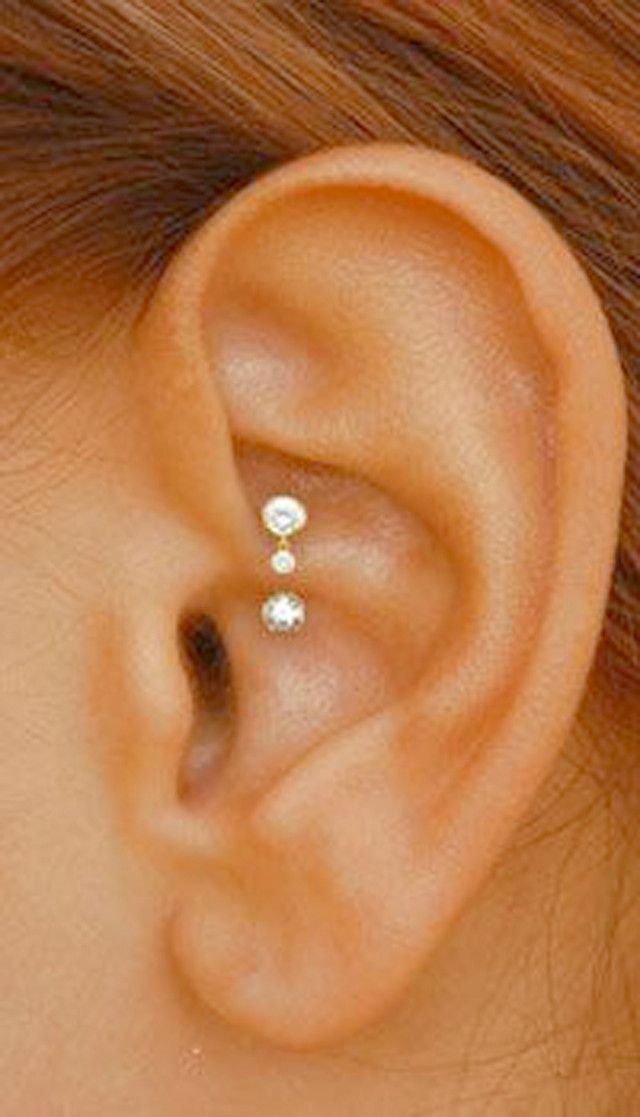 From all the different types of ear piercings (we're talking tragus, helix and daith), your need to know on aftercare, prices and infections and even some of ideas of what to get, we've done all the hard work for you.