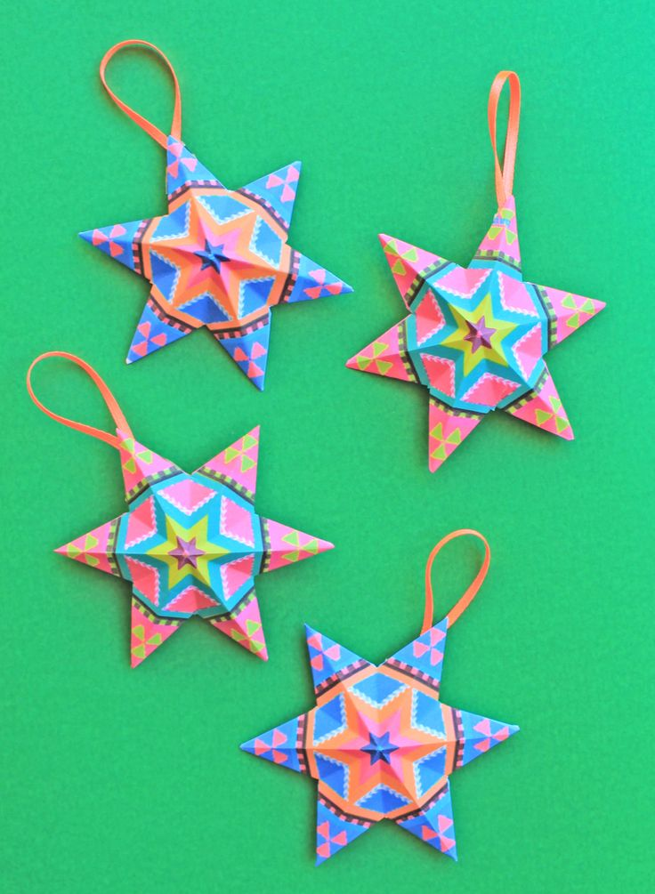 305 best kids cinco de mayo images on pinterest for Paper star pattern template