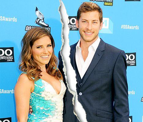 Sophia Bush and boyfriend Dan Fredinburg split