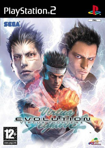 Virtua Fighter 4 Evolution (PAL System) Sega https://www.amazon.com/dp/B00009ZKV2/ref=cm_sw_r_pi_dp_x_mLAtyb6JWHMNQ