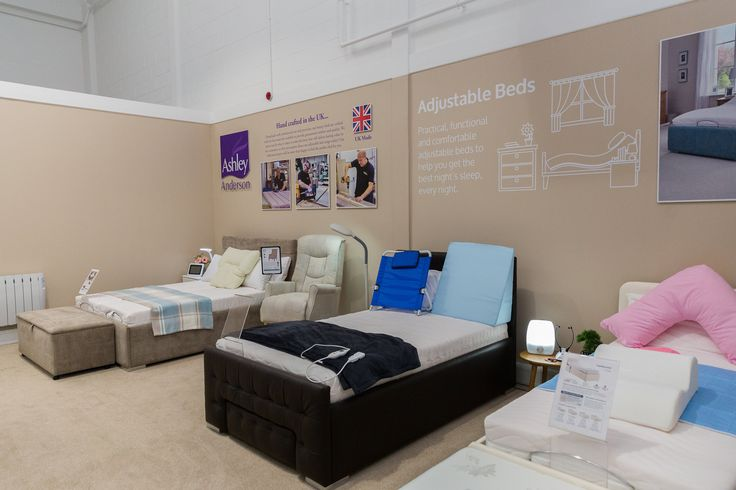 Try one of out comfortable beds in our Leicester Showroom. Find out more by calling us on 0116 253 8822 today.