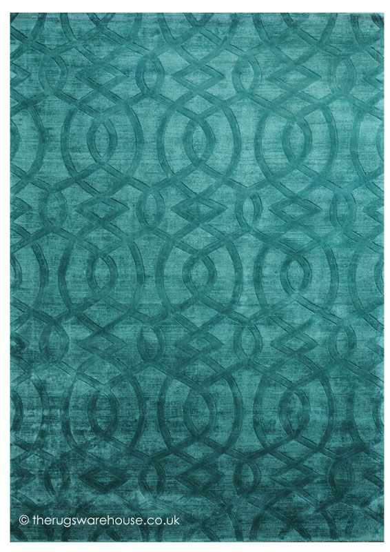Sparko Teal Rug, a soft & silky teal blue 100% viscose modern rug (hand-woven) http://www.therugswarehouse.co.uk/modern-rugs3/viscose-republic-rugs/sparko-teal-rug.html … #modernrugs #interiors