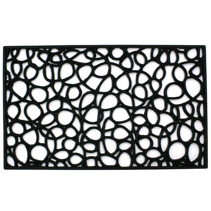 Loop Utility Mat Reviews Allmodern Rubber Door Mat Door Mat Contemporary Door Mats