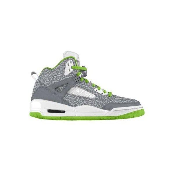Nike Jordan Spizike iD Custom Women's Basketball Shoes - Green, 9.5 ($210) ❤