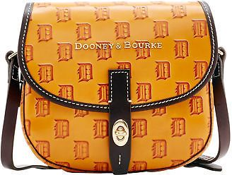 Dooney & Bourke MLB Tigers Field Bag