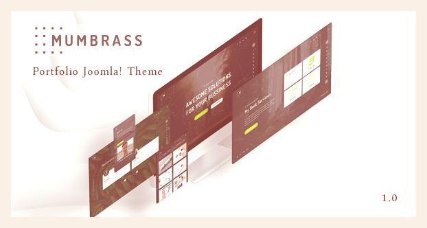 Bootstrap Business Card Cms Free Cms Templates Cms Theme Creative Creative Portfolio Cv Theme Envato Free In 2020 Joomla Templates Joomla Personal Portfolio