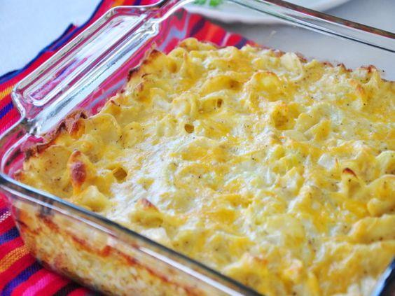Best Ever Tuna Noodle Casserole Recipe - bake in muffin tin
