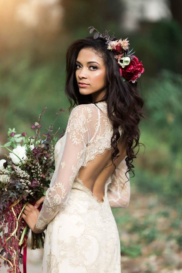 2262 best v o w s images on pinterest bridal gowns homecoming a texas take on bohemian wedding style at laguna gloria junglespirit Image collections