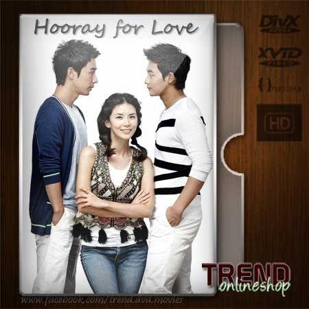 Hooray for Love (2011) / Cheon Ho-Jin, Lee Bo-young / 3 disk / Drama / Eng   #trendonlineshop #trenddvd #jualdvd #jualdivx