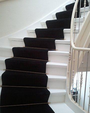 Voorkeur Trap bekleden of schilderen   trap bekleding - Trap, Geschilderde #QZ17