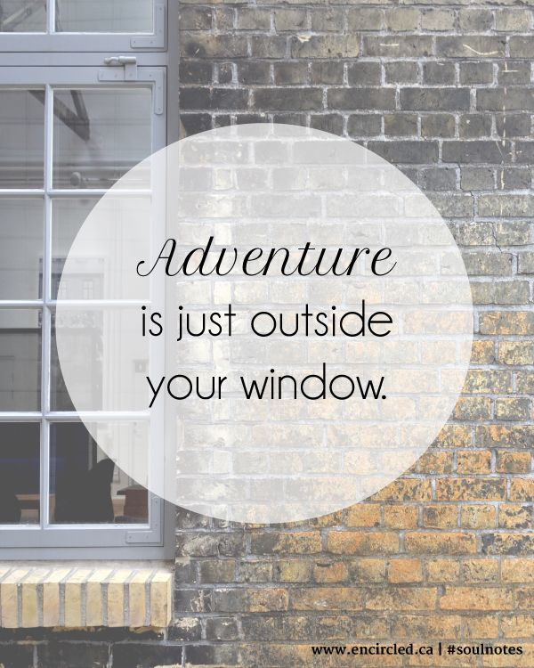 Adventure is just outside your window! #TransunTravel