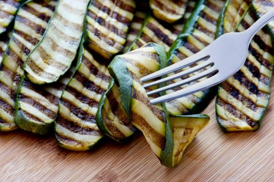 How to Grill Zucchini - The Greenbacks Gal