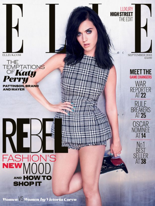 Katy Perry for #Elle