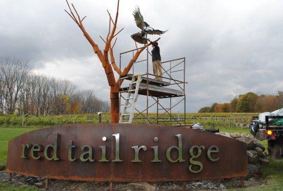 Red Tail Ridge Winery, Penn Yan NY