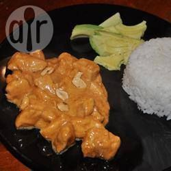 Rezeptbild: Massaman Curry aus dem Slow Cooker