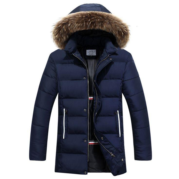 Thick Winter Jacket Men Coat Winter Jackets Mens Coats Parka Manteau Homme Hiver Abrigos Hombres Invierno Hot Sale  #022