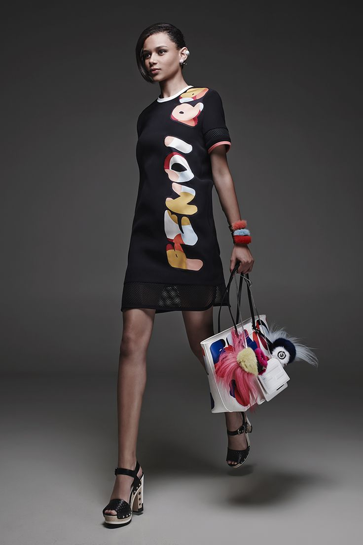 Fendi Resort 2015. Read the review on Vogue.com.
