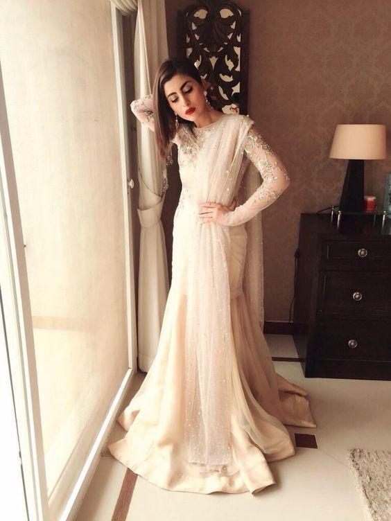 Pakistani actress Sohai Ali Abro wearing Zara... - High Fashion Pakistan: