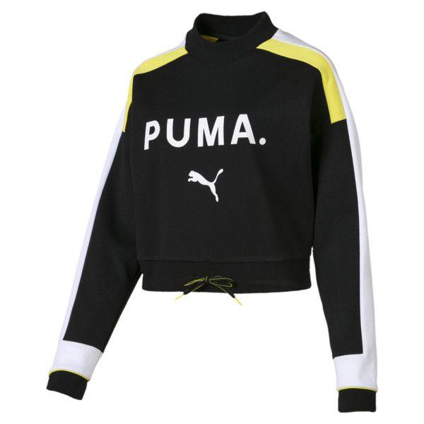 Chase Women's Crewneck Sweatshirt in 2019 | Style & Accs | Puma ...