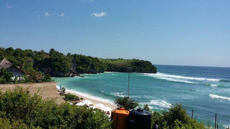 It's Balangan Beach