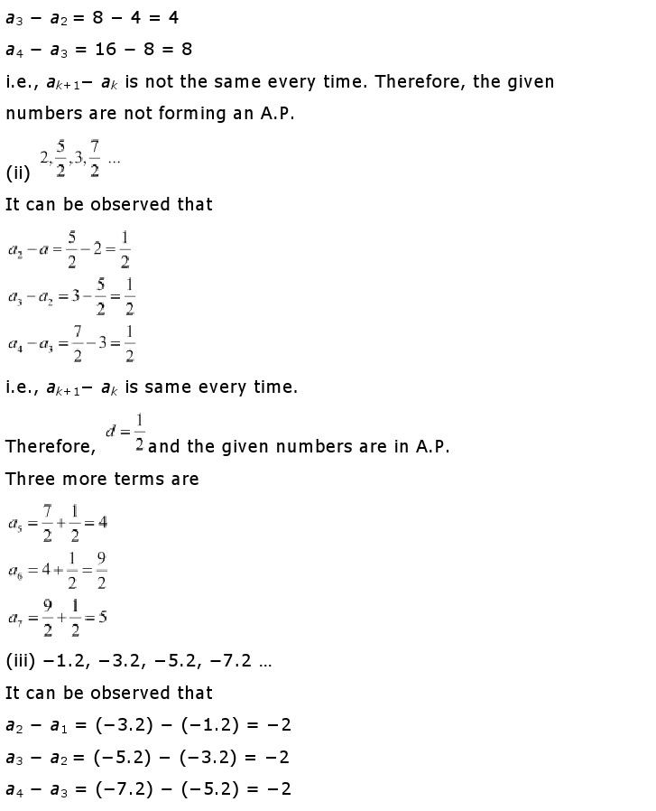 NCERT Solutions for Class 10th Maths Chapter 4 - Quadratic - profit loss worksheet