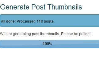 How to Generate Post Thumbnails/Featured Image Automatically in WordPress