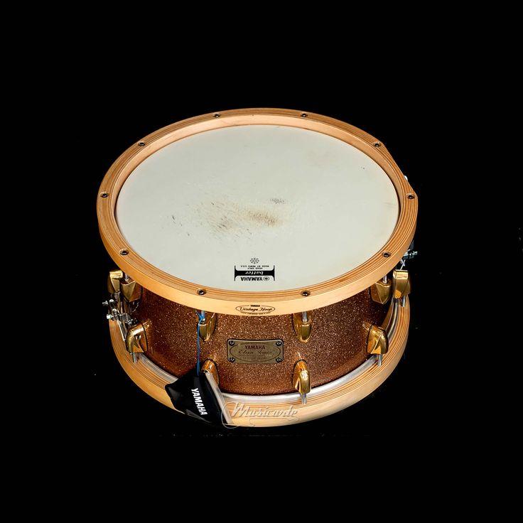 YAMAHA MSD-1470EJ Elvin Jones Signature - Maple 14x7 - Musicarte strumenti musicali