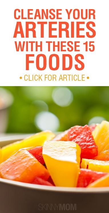 37 best heart healthy images on pinterest cooking recipes recipes cleanse your arteries with these 15 foods heart healthy forumfinder Image collections