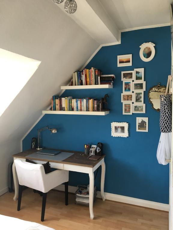 Mit Etwas Kreativität Lässt Sich Aus Einer Ecke Im Zimmer Ein Home Office  Zaubern!