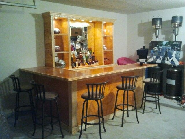 #bar #garagebar #indoor