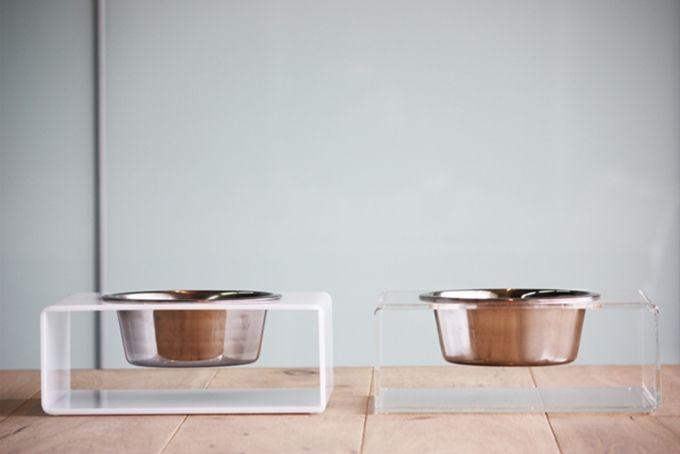 Paw Pet Bowls {Medium} by Simpli Decor