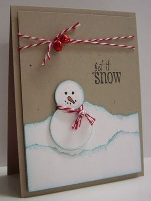 Stamping with Loll: Ornament Joy and Frosty
