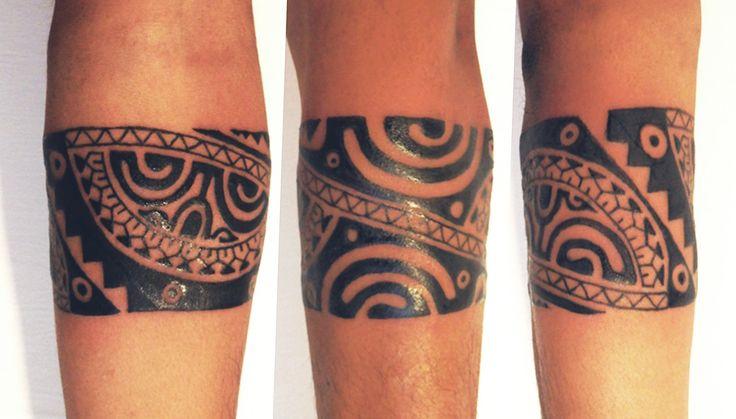 brazalete maori