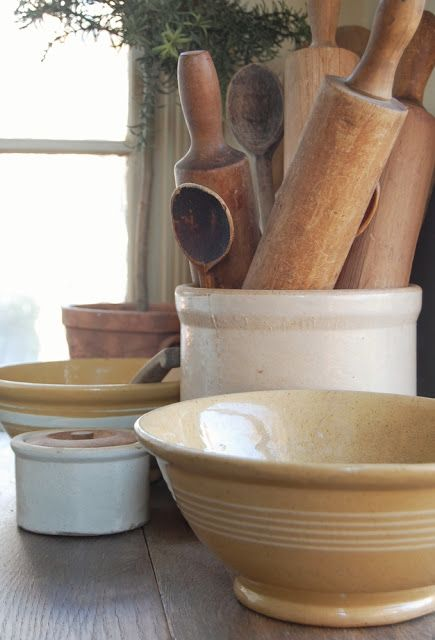 Farmhouse Kitchenware