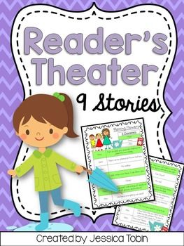Reader S Theater Spring Activities For Reading March