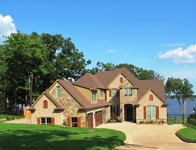 High Quality Texas Lakeside Living And Lifestyle ... In A Custom Home From Trent  Williams Construction