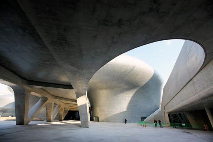 Korea tour, Korea dongdaemun, dongdaemun design plaza | koreatourinformation.com