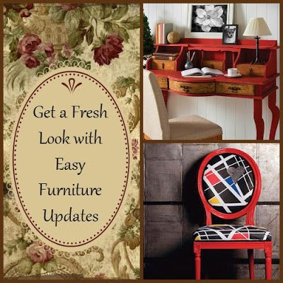 Home and Family Products: Get a Fresh Look with Easy Furniture Updates