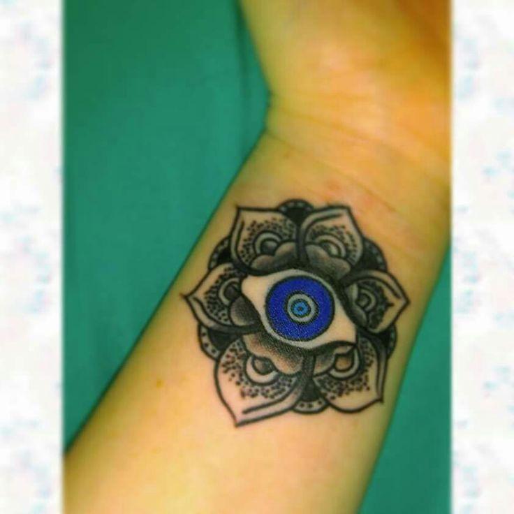 Best 25 evil eye tattoos ideas on pinterest evil eye for Tattoo of evil eye