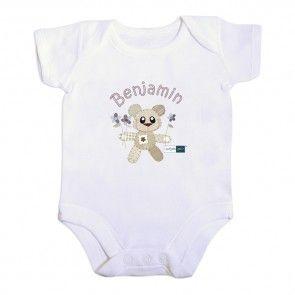Teddy Bear Baby Vest Clothes