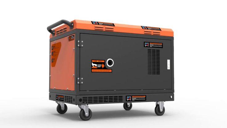 Generador Automático Guardián S6-RC Control Remoto 6000W de Genergy