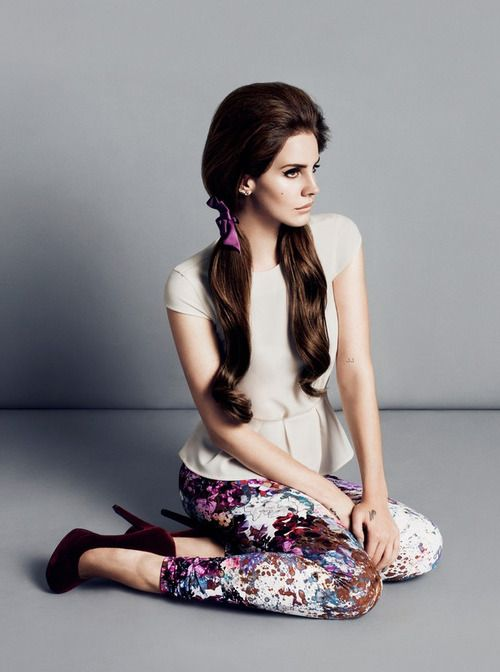 Lana Del Rey Lana Del Rey Lana Del Rey