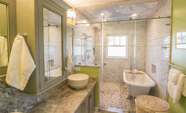 How you can make the tub shower combo work for your