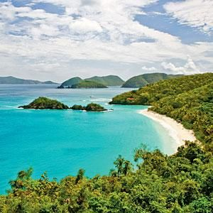 Cruz Bay, St. John, U.S. Virgin Islands. Coastalliving.com